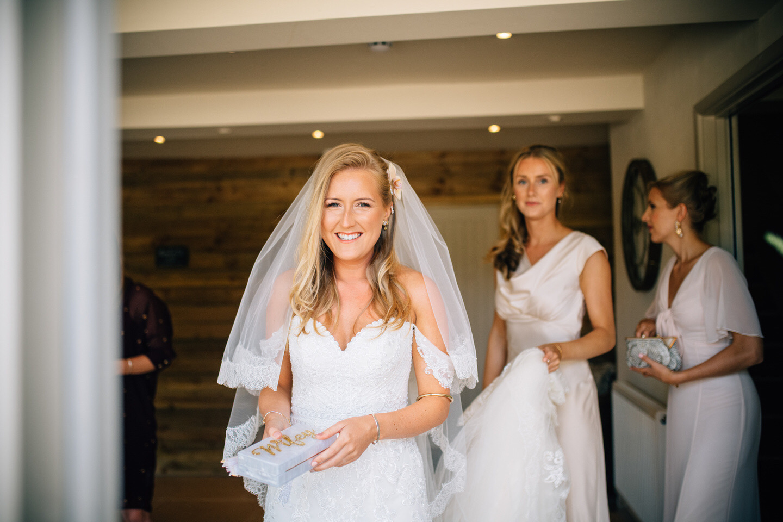 Tara marries her love Nik in Essense of Australia
