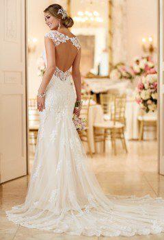Stella york 6245 warwickshire bridal