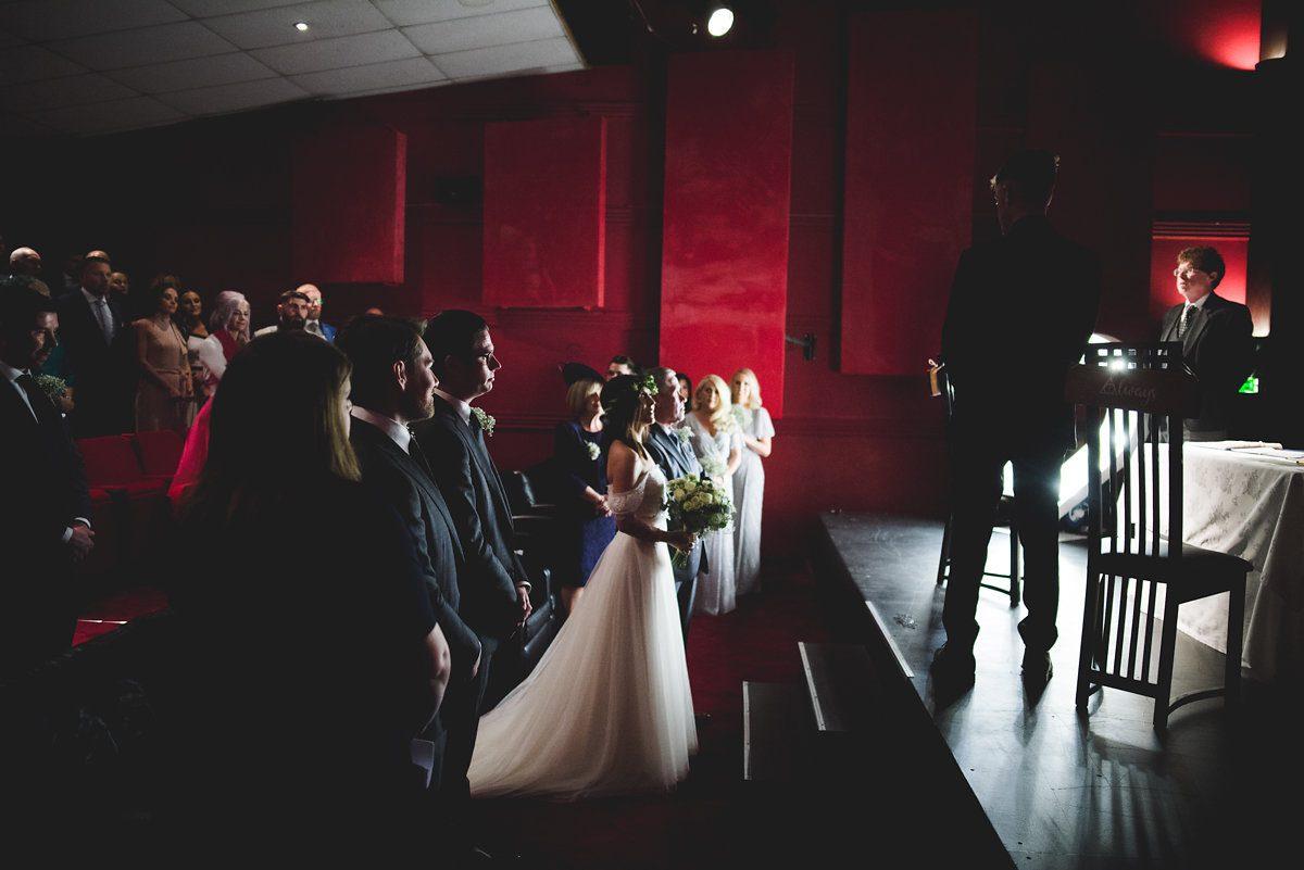 An Electric Wedding in Jesus Peiro