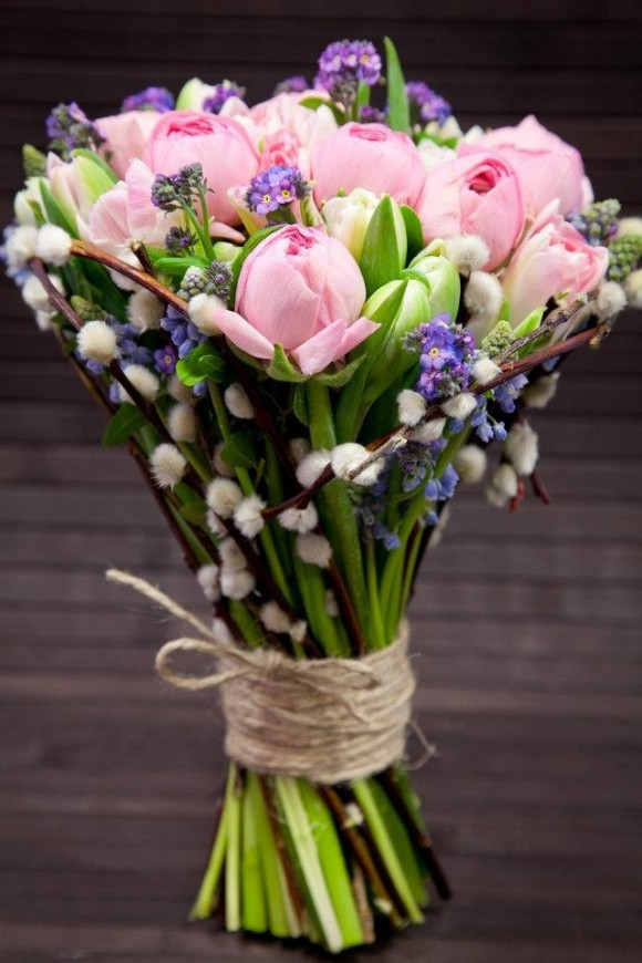 tulips bouquet 2